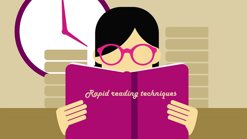 Rapid reading techniques