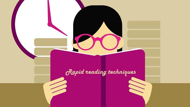 Rapid reading techniques