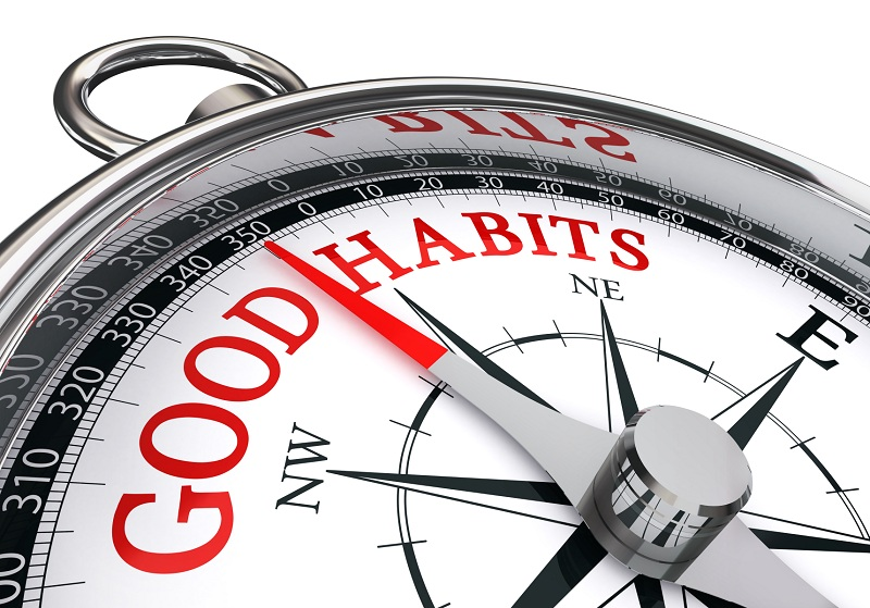 How To Develop A Good Habit?
