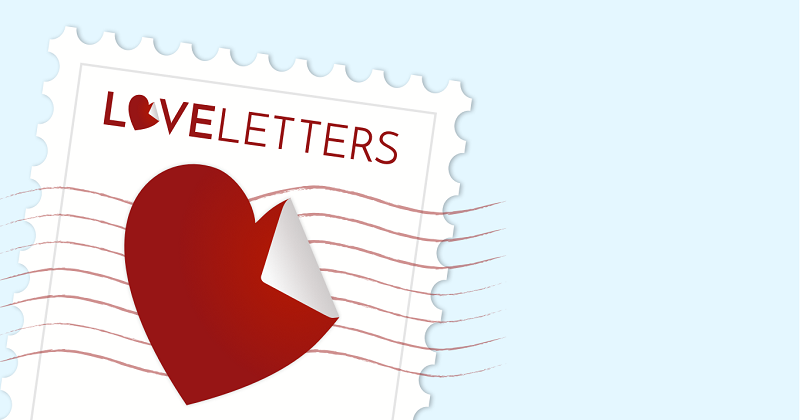 beautiful love letters
