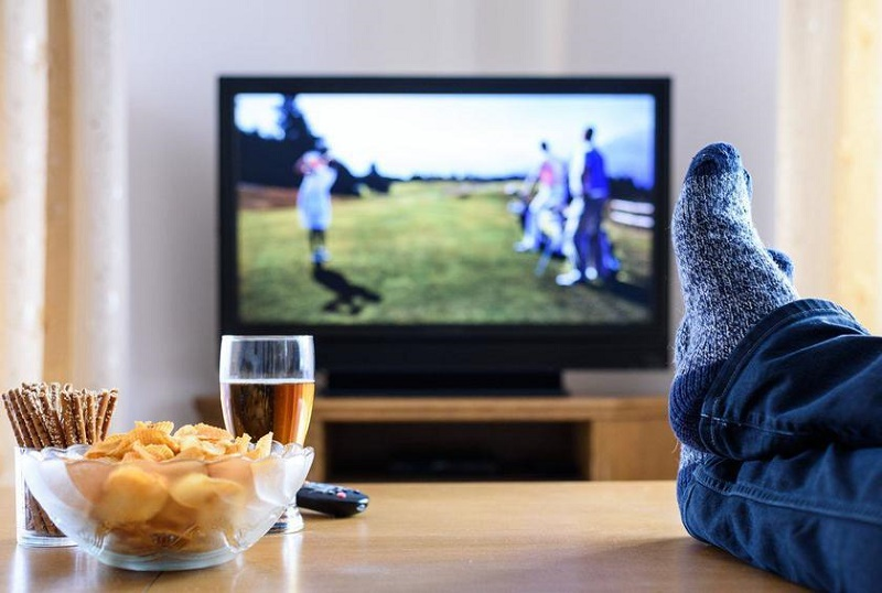 watch TV in moderation
