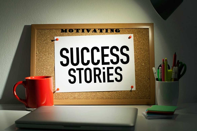 motivating success stories