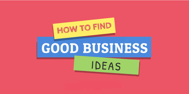 How to find a business idea