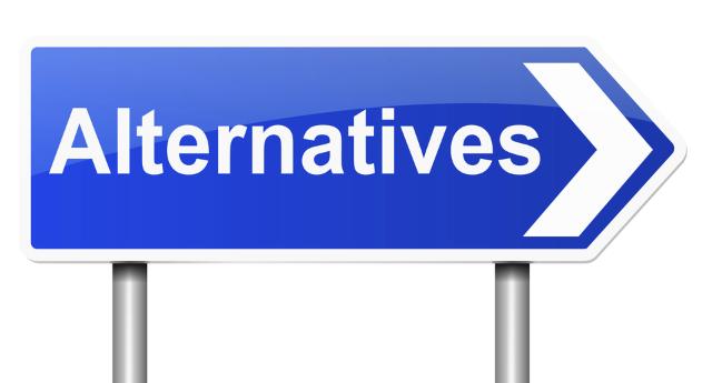 Provide alternatives