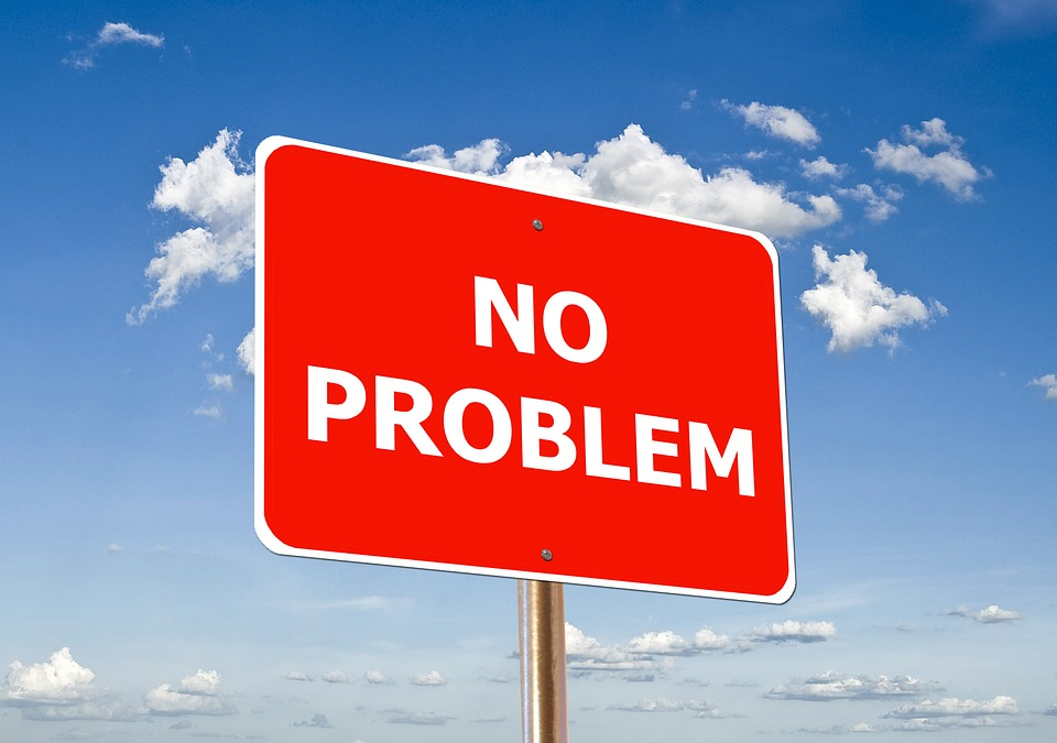 get away from problem