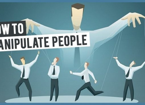 How To Manipulate People Correctly And Imperceptibly-Psychology