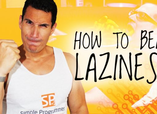 How to beat laziness