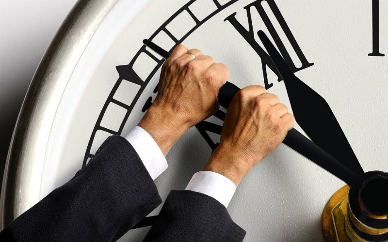 the proper time management