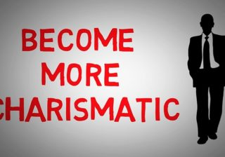 How to be more charismatic