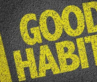 good habits of a person