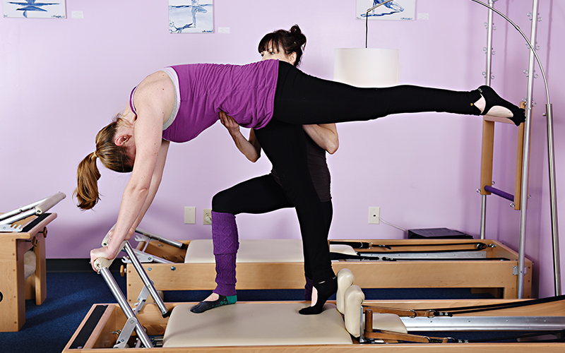 Pilates Monitor Course