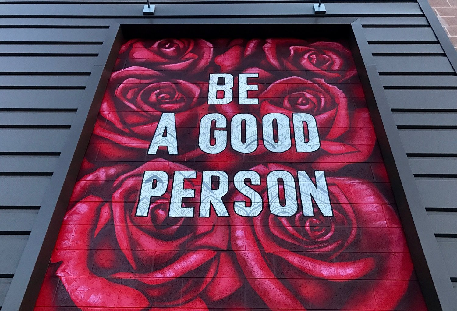 How to be good to others