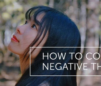 How to control negative thoughts