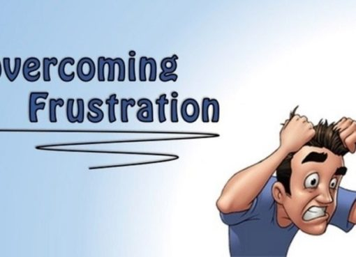 How to overcome frustration