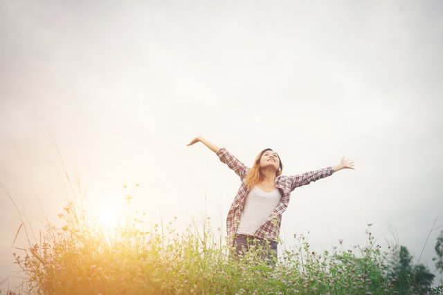 How to make yourself happy when you are alone