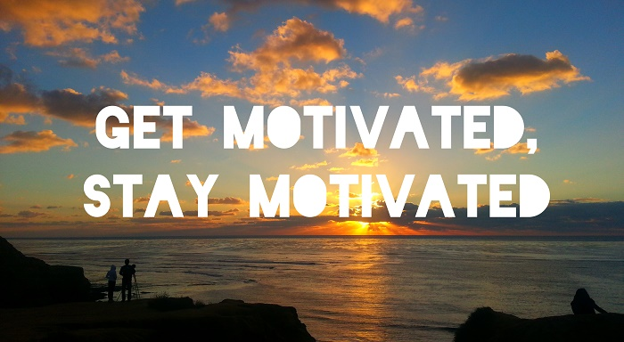 how to be always motivated