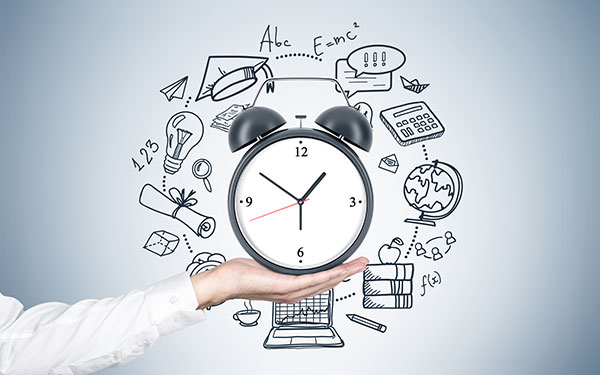 how to manage time wisely