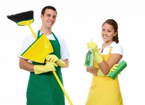 Press Cleaning Routines
